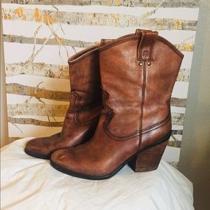 Vintage Lucky Brand Boots Size 9